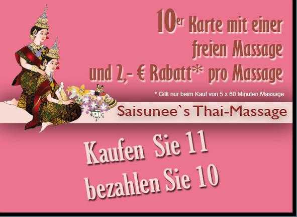 Thai massage ingolstadt
